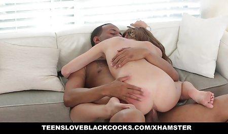 Jenna સુંદર પોર્ન વીડિયો ગુલાબ ભોસ ચુત Fucks સાથે પોતાની જાતને POM